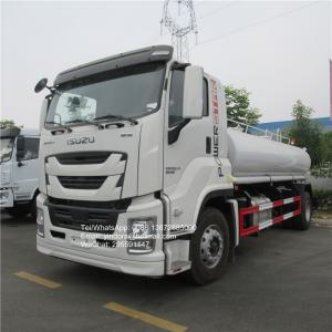 China New ISUZU vc61 heavy duty 380hp 15000l water sprinkler truck for sale on sale