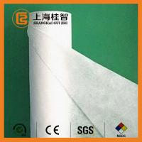 Cheap Wet Wipes Spunlace Non Woven Fabric Raw Material 40% Viscose And 60% Polyester for sale