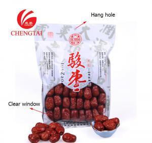 Cheap Custom Design One Side Transparent Packaging Food Bag Barrier type for sale
