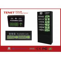 Cheap Car Parking Guidance System Led Display for sale