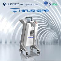 China Best clinical working results!! ultrasound fat removal machine portable HIFUSHAPE for sale on sale