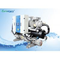 361 KW Hanbell Compressor Water Chiller Units Industrial Process Chiller