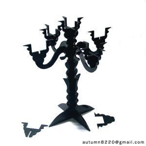 Cheap CH (15) Modern clear acrylic candelabra for sale