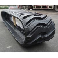 China High Tractive Force Bobcat T750 Skid Steer Rubber Tracks 450x86BLx55 with Good Wear-resistence and Tear-resistence on sale