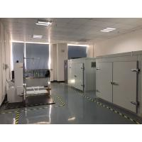 China Stable Performance Environmental Test Chamber , 50Hz Walk In Test Chamber on sale