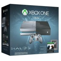 Cheap NEW Microsoft Xbox One 1TB Limited Edition Console Controller Halo 5 Guardians Bundle wholesale