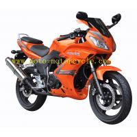 Cheap Honda Golden Eagle Orange 150cc Sports Car Drag racing Motorcycle for sale
