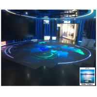 Cheap 4.81mm Pixel Pitch Led Backdrop Screen Rental , Large Led Advertising Screens 2 Years Warranty for sale