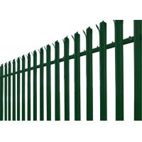 Cheap Steel Palisade Fence for sale