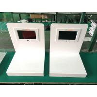 Cheap 7 Inch 5MM White Acrylic POS LCD Display With 128MB - 8GB Flash Memory Card for sale