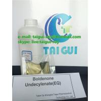 Cheap Boldenone Undecylenate Yellow Liquid Injectable Muscle Growth Steroids Equipoise Anabolic Androgenic Powder for sale