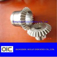 Cheap High strength Transmission Spare Parts Long life Construction Gear for sale