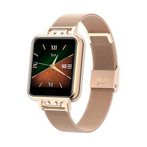"""Cheap Menstrual Cycle Monitor 1.22"""" Ladies Bluetooth Smart Watch for sale"""