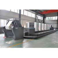 Cheap Commercial Multicolor Offset Label Printing Machine Shaftless Driving Type for sale