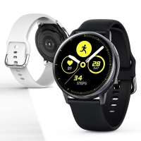 Quality Smartwatch Resolution 390*390 AMOLED Round Screen PPG+ECG Activity Fitness Tracker Weather Broadcast Sport Smart Watch wholesale