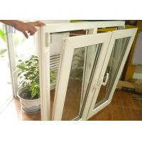 Buy cheap Single or Double Glass Aluminium German Tilt And Turn Windows Powder Coating from wholesalers