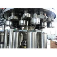 Cheap can filling line and seaming carbonated beverage beer, CSD 40 heads Aluminum Can Filling Machine for sale