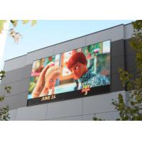 Cheap Color Chip And Nimation Waterproof Led Screen , Video LED Display Function Board wholesale