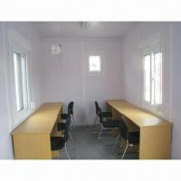 China Collapsible office with beautiful interior finishing on sale