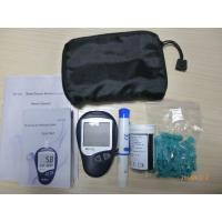 Buy cheap CE Blood Glucose Monitoring Device With Strips Fresh Capillary Whole Blood from wholesalers