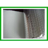 Cheap Bubble Aluminum Foil Fireproof Insulation Blanket For Roof Insulation for sale