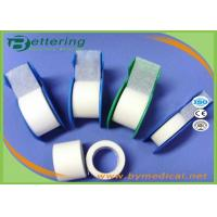 Cheap Non Woven Micropore Adhesive Plaster Tape / Paper Surgical Tape With Dispenser Package for sale