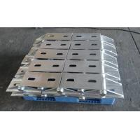 Cheap Professional Prefabricated Vehicle Bridges High Strength Steel Mateials for sale