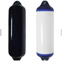 Cheap Yacht F6 Inflatable PVC Marine Buoy Boat Fenders for sale