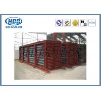 Cheap Coal Fired CFB Boiler Economizer Water Heat H Finned Tube / Spiral Finned Tube for sale