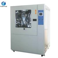 Cheap Professional Laboratory Dust Test Chamber With Large View Glass Window for sale