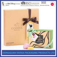Cheap Luxury Appearance Cardboard Gift Boxes Paper Craft Boxes For Chocolate for sale