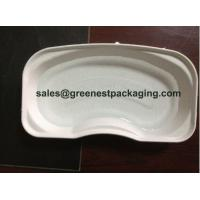 Cheap Pulp Molded Kidney Tray/Kidney Dish for sale