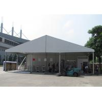 China 15m x 15m Fabric Structure Outdoor Exhibition Tents Lightweight For Car Show on sale