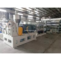 China Computerized Polycarbonate Sheet Extrusion Line PC Acrylic Sheet Machine High Output Capacity on sale