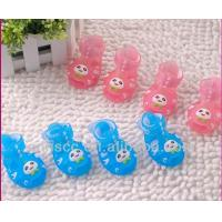 Cheap Rubber pet dog shoes for summer for sale