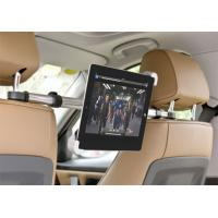 Cheap Universal 7-8.5 Inch Car Headrest Tablet Holder of Aluminum + ABS Material for sale