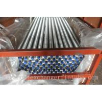 Cheap A179 SMLS Carbon Steel OD19X1.25WT LL Type Fins Radiator Tube with Spacer Box wholesale