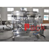 Fully Automatic Pneumatic Filling Machine for cream lotion filling machine