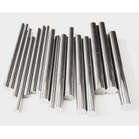 China H6 Polished Cemented Carbide Rod , Solid Carbide Round Blanks For Metal And Wood Cutting on sale