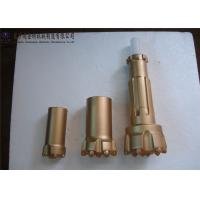 Cheap Tapered Button Bits Rock Drilling Tools Fast Penetration For Blast Hole Drilling for sale