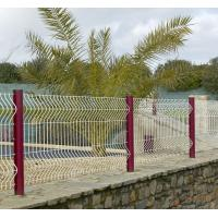 Cheap Custom made Color welded Wire Mesh Fence heavy duty wire fencing for sale