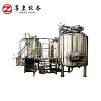 Cheap High Performance Craft Beer Equipment Semi Automatic For Micro Beer Factory for sale