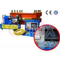 Cheap Electric Conveyor Belt Vulcanizing Equipment , 60 Inch Hot Vulcanizing Machine for sale