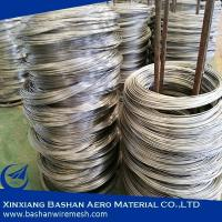 Cheap xinxiang bashan New design high quality rod 3mm stainless steel wire for sale
