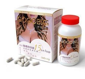 China Gogobig Breast Enhancement Pills on sale