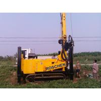 Cheap 400m Water Well Drilling Rig Machine With Eaton Hydraulic Motor 12T Feed Force for sale