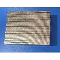 Cheap Small Cube Permanent SmCo Strong Magnets Used in Electronics and Motors for sale