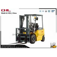 Cheap 1.8 Ton Capacity Narrow Aisle Electric Forklift Truck for Moving Cargo for sale
