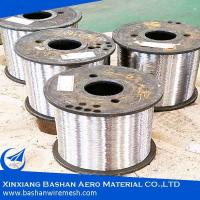 Cheap xinxiang bashan 0.5mm stainless steel wire for sale