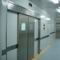 Cheap 304 Stainless Steel Hermetic Automatic Door for Operation Rooms from China Factory with Competitive Price for sale